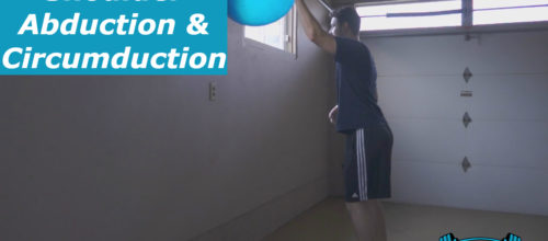 Shoulder Stabilization | Shoulder Abduction & Arm Circumduction | Basketball Training