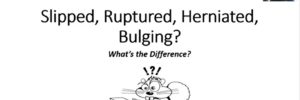Copy of What's the Difference Between a Bulging, Herniated, Slipped & Ruptured Disc?