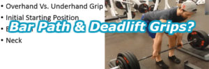 385 lbs Conventional Deadlift Technique Breakdown & My Opinion on Overhand Underhand Deadlift Grip
